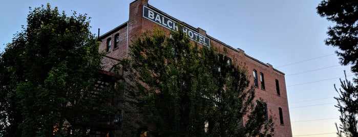 Balch Hotel is one of Andy : понравившиеся места.