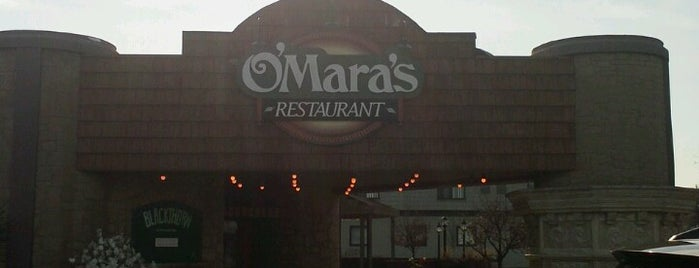 O'Mara's is one of Restaurants to try.