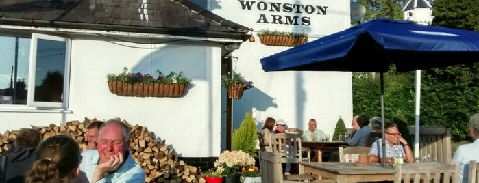 The Wonston Arms is one of Posti che sono piaciuti a Carl.