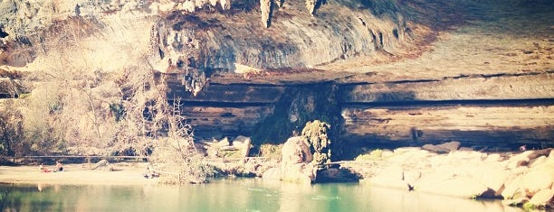 Hamilton Pool Nature Preserve is one of To Try - Austin.