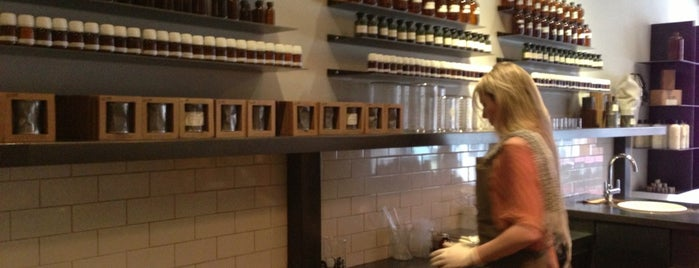 Le Labo is one of get out and go.
