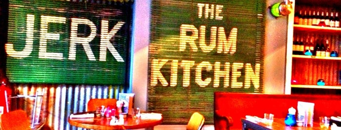 The Rum Kitchen is one of London.