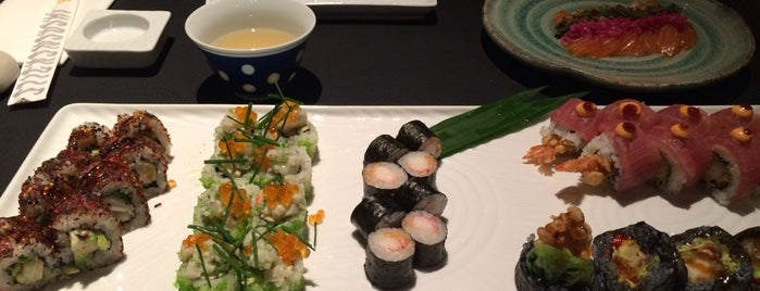 Sticks'n'Sushi is one of New London Openings 2013.