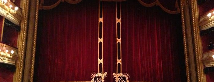 Royal Opera House is one of United Kingdom.