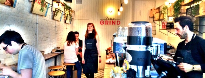 Soho Grind is one of Coffee in London.