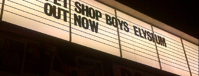 Rough Trade East is one of Kim's London Favs & Wishlist.