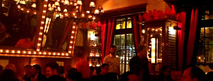 Dirty French is one of NYC 2014 new openings.