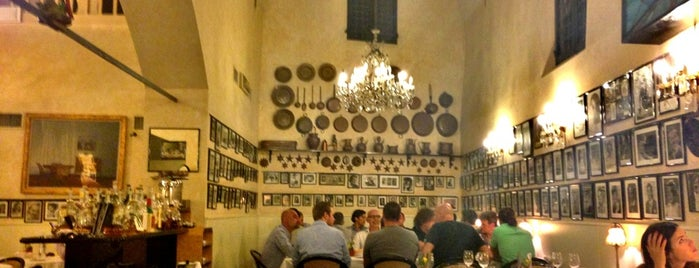 Ristorante Pappagallo is one of Bologna, Italy.