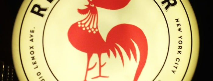 Red Rooster is one of Manhattan Favorites.