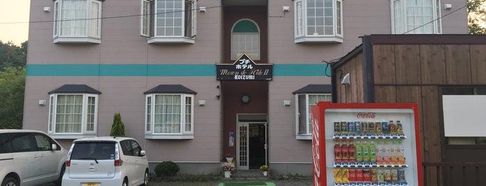 Petit Hotel Koizumi is one of Hokkaido.