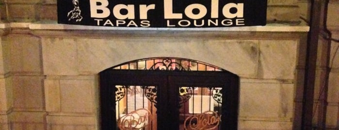 Bar Lola is one of Boston To Do.