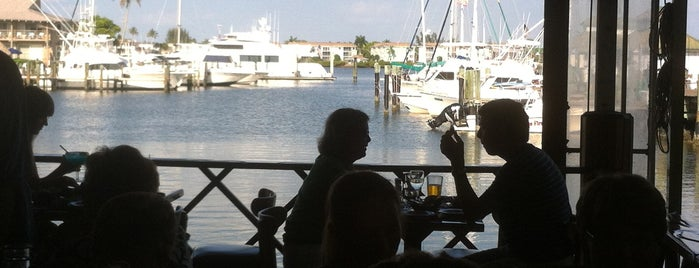 The Dock At Crayton Cove is one of Food Worth Stopping For.