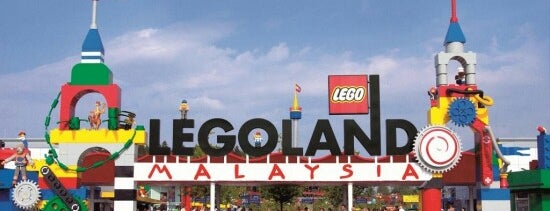 LEGOLAND Malaysia is one of FAVE PLACE.