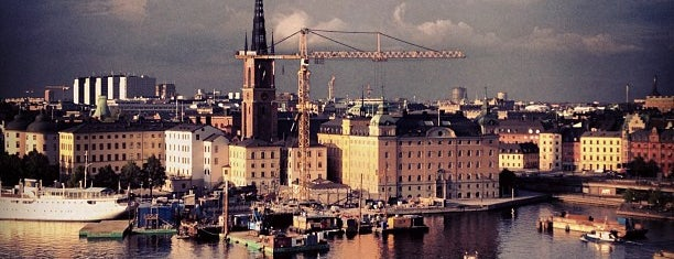 Monteliusvägen is one of Stockholm Weekend.
