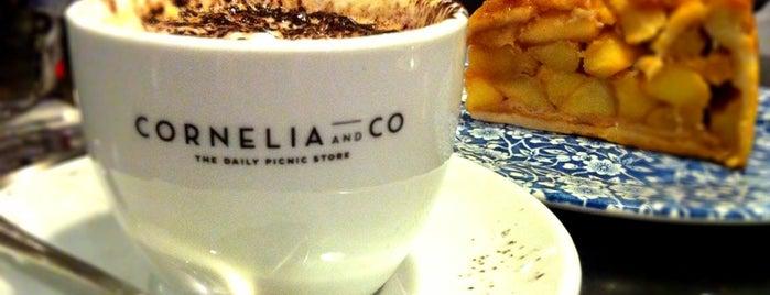 Cornelia and Co. is one of Barcelona Essentials.