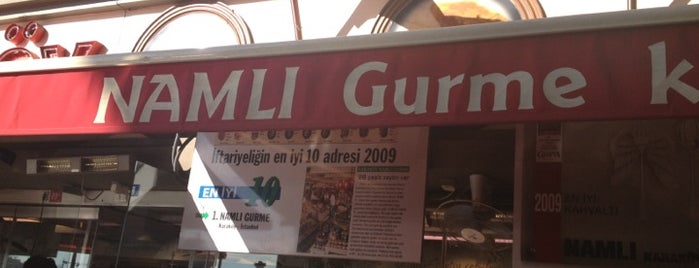 Namlı Gurme is one of Turkey 2013.