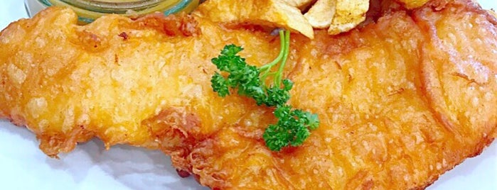 jones's fish and chips is one of ตะลอนชิม.