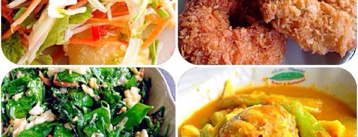 ร้านอาหารภูณิศา is one of ตะลอนชิม.