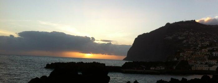 Baía Câmara de Lobos is one of Madeira.