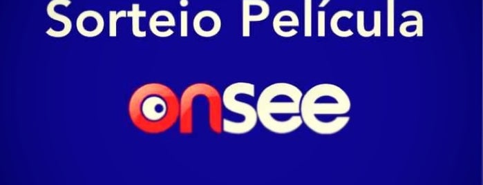 Onsee Soluções em Digital Signage is one of Claudio'nun Kaydettiği Mekanlar.