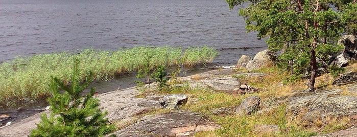 BeOpen остров is one of Tempat yang Disukai Александр.