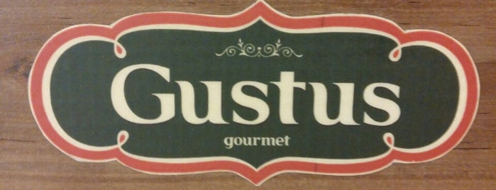 Gustus Gourmet is one of Fabio 님이 좋아한 장소.