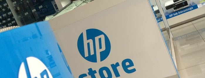 HP Store is one of Alicia 님이 좋아한 장소.