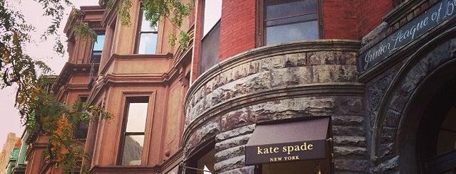 kate spade new york is one of Posti che sono piaciuti a Mazy.