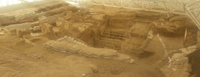 Çatalhöyük is one of Keep calm & visit Turkey!.