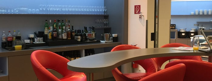 Austrian Airlines Business Lounge | Schengen Area is one of Airport Lounges.