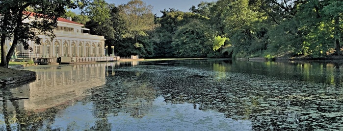 Prospect Park is one of Orte, die Viren gefallen.
