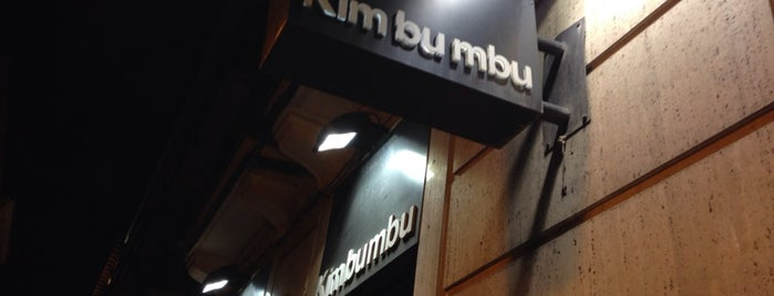 Kimbumbu is one of Places in Madrid.