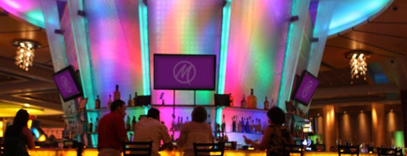 The Glassbar at Mt. Airy Casino & Resort is one of Our Neighbors.