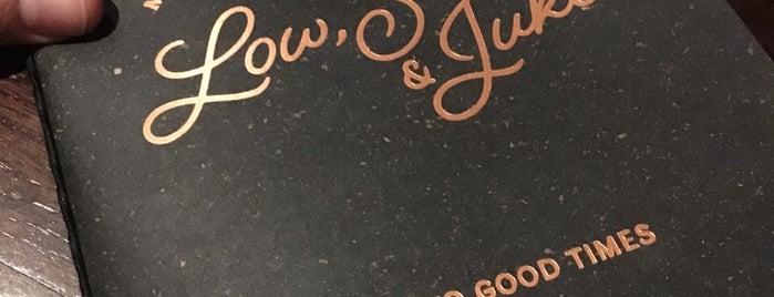 Lo, Slow & Juke is one of Omnomnom in London.