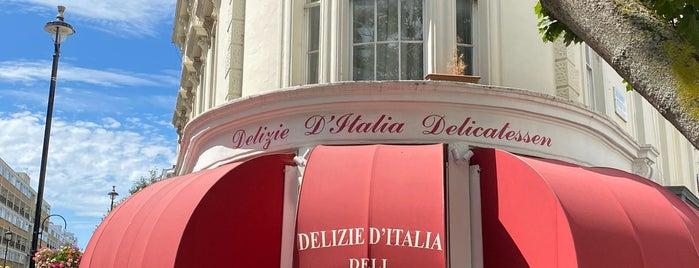 Delizie D'italia is one of London.