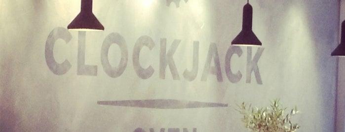Clockjack is one of London Munchies.