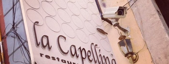 La Capellina is one of Orte, die Pablo gefallen.