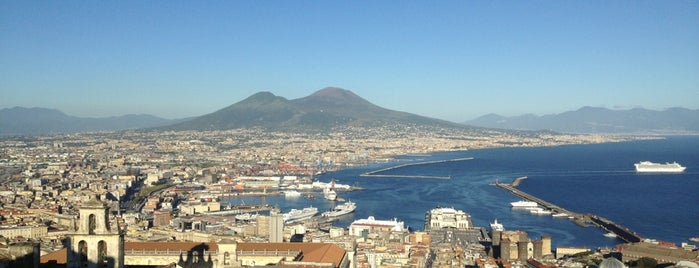 Certosa di San Martino is one of Historic Naples.