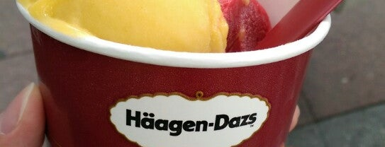 Häagen Dazs is one of Ice Cream In Berlin.