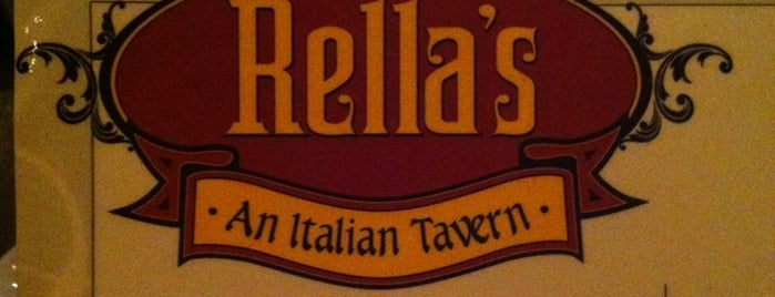 Rella's Italian Tavern is one of Lizzie 님이 저장한 장소.