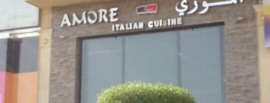 Amore is one of Restaurants in Riyadh.