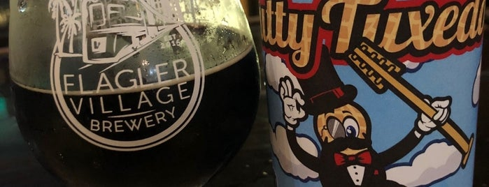 Flagler Village Brewery is one of Hollywood, FL.