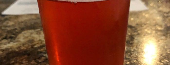 Hidden Sands Brewing is one of New Jersey Breweries.