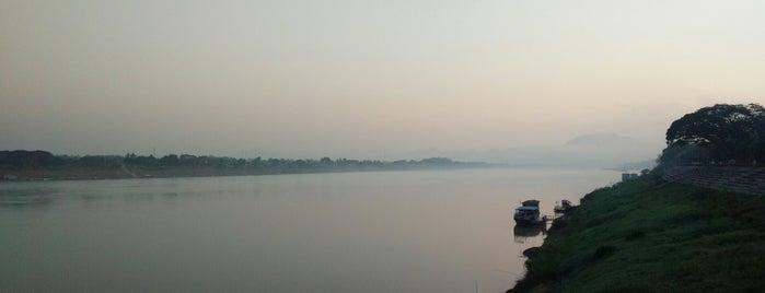 ริมแม่น้ำโขง@เชียงคาน is one of ขอนแก่น, ชัยภูมิ, หนองบัวลำภู, เลย.