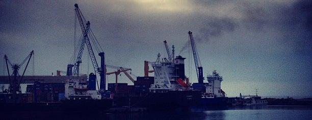 Antalya Cruise Port is one of Hasan : понравившиеся места.