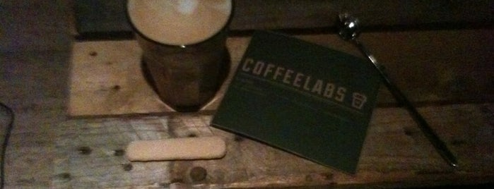 Coffeelabs is one of Coffee Bars in Antwerp.