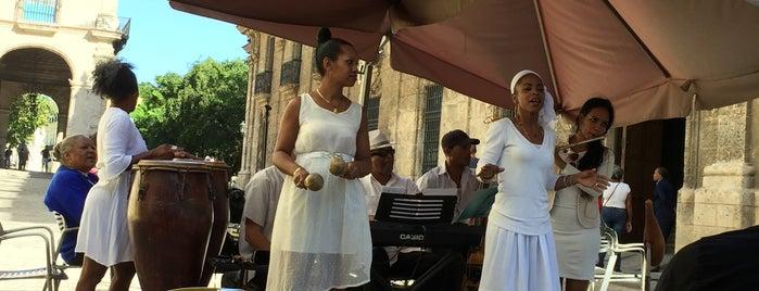 Dominica Restaurante, Bar, Cafetería is one of Havana.
