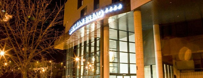 Hotel Gran Bilbao is one of Hoteles en España.