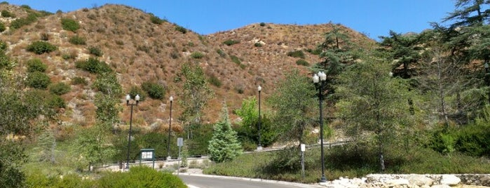 Deukmejian Wilderness Park is one of LA spots.
