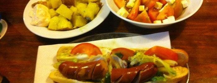 Cerveceria La Salchicha is one of Fast Food.
